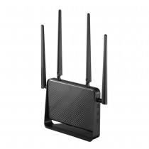 TOTOLINK A3000RU AC1200 WIRELESS DUAL BAND GIGABIT NAS ROUTER, MU-MIMO
