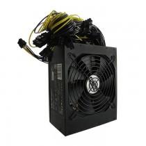 Qoltec Zasilacz ATX 1600W | 80 Plus Gold | Bitcoin Miner
