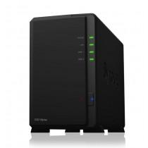 Synology DS218play 2-Bay SATA, 4C 1,4GHz, 1GB RAM, 1x GbE LAN, 2x USB 3.0