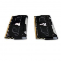 Patriot VIPER LED WHITE DDR4 16GB 3200MHz CL16 DUAL KIT (2 x 8GB) CL16-18-18-36