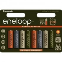 Panasonic Akumulator eneloop AA, wersja limitowana