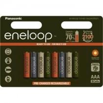 Panasonic Akumulator eneloop AAA, wersja limitowana
