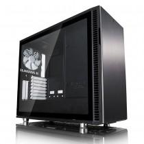 Fractal Design Define R6 Black TG 3.5'/2.5'drive brackets eATX/uATX/ATX/ITX