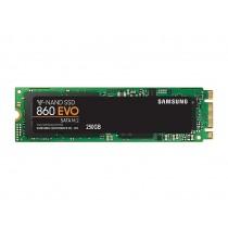 Samsung Dysk SSD Samsung 860 EVO, M.2 SATA, 250GB, SATA/600, 550/520 MB/s