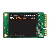 Samsung Dysk SSD Samsung 860 EVO, mSATA, 500GB, SATA/600, 550/520 MB/s