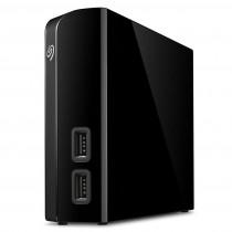 Seagate Dysk zewnętrzny Backup Plus Hub, 3.5'', 10TB, USB 3.0, czarny