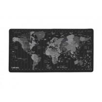 NATEC Podkładka pod mysz - Time Zone Map 800 x 400mm