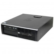 HP Green PC SFF HP Compaq 8200 DC I3-2100 4GB 250GB DVD-RW W7P ML 64b Refurbished