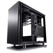 Fractal Design Define R6 Blackout TG 3.5'/2.5'drive uATX/ATX/eATX/ITX