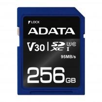 A-Data karta pamięci Premier Pro SDXC UHS-I U3 Class 10 256GB (R95/W60) retail