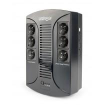 Gembird UPS Gembird Energenie Floor 650VA, AVR, LED, 6x schuko, USB, 230V OUT
