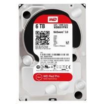 Western Digital Dysk twardy WD Red Pro, 3.5'', 6TB, SATA/600, 7200RPM, 256MB cache