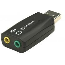 Manhattan karta dźwiękowa Hi-Speed USB 3-D