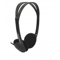 Esperanza Słuchawki Audio Stereo z Regulacją Głośności EH119 DISCO   2,5m