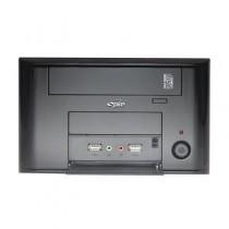 Spire OBUDOWA PowerCube (SPM210B-300W-PFC) ITX - CZARNA