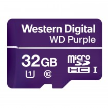 Western Digital WD Purple Micro SDHC 32GB