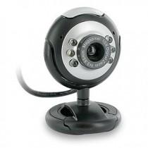 4World kamera internetowa 2.0MP USB 2.0 z podświetleniem LED (uniwersalna)