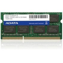A-Data 8GB 1333MHz DDR3 CL9 SODIMM 1.5V - Retail