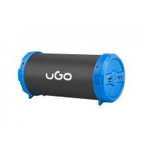 UGO Głośnik bezprzewodowy mini Bazooka niebiesko-czarny