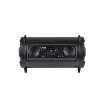 UGO Bezprzewodowy głośnik Bazooka karaoke czarny z mikrofonem