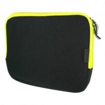 4World Etui neoprenowe do notebooka 8,9 czarno-żółte