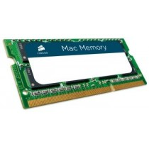 Corsair 8GB 1333MHz DDR3 CL9 SODIMM Apple Qualified, Mac Memory