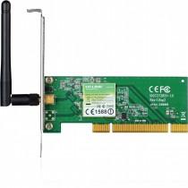 TP-Link TL-WN751ND karta sieciowa PCI Wireless 150Mbps, 1T1R, 802.11n/g/b RP-SMA