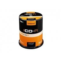 Intenso CD-R 700MB 52x (cake box, 100szt)