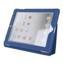 4World Etui ochronne dla iPad 2, SLIM niebieskie