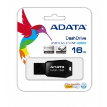 A-Data Adata pamięć USB UV100 16GB USB 2.0 Czarny