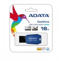 A-Data Adata pamięć USB UV100 16GB USB 2.0 Niebieski
