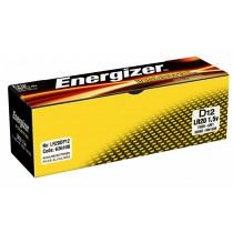 Energizer Bateria Industrial alkaliczna D LR20 12 szt. Bulk