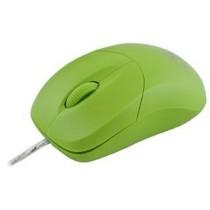 Titanum przewodowa mysz optyczna TM109G USB AROWANA 3D (1000dpi, zielona)
