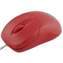 Titanum przewodowa mysz optyczna TM109R USB AROWANA 3D (1000dpi, czerwona)