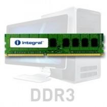 Integral DDR3 2GB 1333MHz ECC CL9 R1 Unbuffered 1.35V