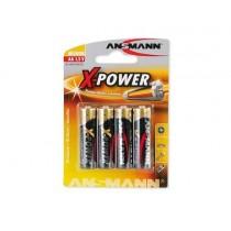 Ansmann bateria X-Power alkaliczna 4xAA