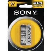Sony baterie cynkowe 6F22 9V (blister)