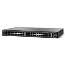 Cisco Systems Cisco SLM2048PT SG200-50P 50-port Gigabit PoE Smart Switch, Zam:SG250-50HP-K9-EU