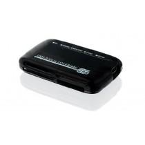 I-BOX CZYTNIK KART I-BOX 806 USB, CZARNY, 6 SLOTÓW, ZEWNĘTRZNY