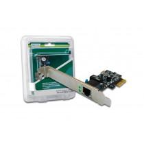 Digitus Karta sieciowa Gigabit Ethernet PCI Express DIGITUS, 5 LGW