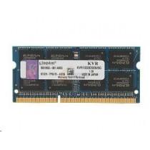 Kingston Moduł pamięci 8GB 1333MHz DDR3 Non-ECC CL9 SODIMM