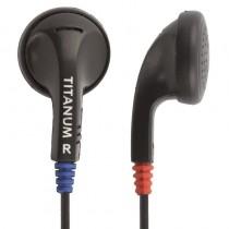 Esperanza TITANUM Słuchawki Douszne Stereo TH102 Czarny