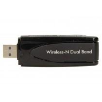 Netgear Karta sieciowa WiFi N300 DualBand (2.4 lub 5GHz) RangeMax HD USB 2.0 WNDA3100