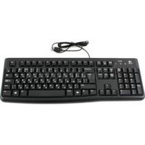 Logitech Keyboard K120, RUS