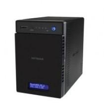 Netgear Serwer NAS Netgear RN31400-100EUS (wolnostojący HDD 4szt. Pamięć RAM 2GB Intel Atom 2.1GHz dual core bez dysku)