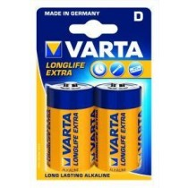 VARTA Baterie Varta Longlife Extra LR20/D 2szt