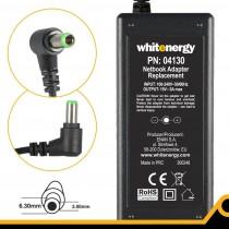 Whitenergy zasilacz sieciowy Toshiba 15V/3A 45W (wtyczka 6.3x3.0 mm)