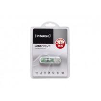 Intenso pamięć USB RAINBOW LINE TRANSPARENT 32GB