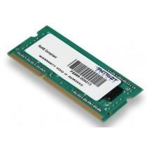 Patriot Pamięć RAM PSD34G133381S (DDR3 SO-DIMM; 1 x 4 GB; 1333 MHz; CL9)