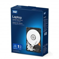 Western Digital Dysk WD LAPTOP 2.5 1TB 5400 8MB 3Gb/s EMEA